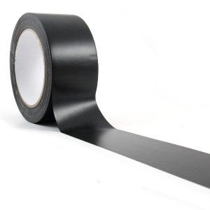 Tanzbodenklebeband 670-50N schwarz 50mm x 33m