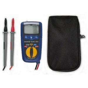 Sagab Elma DMM 903 Multimeter CAT IV 600V (inkl. Tasche)