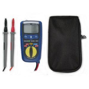 Sagab ELMA DMM 904 Multimeter CAT IV 600V (inkl. Tasche)