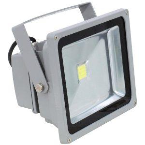 Eurolite LED IP FL-30 COB 6400K Tageslicht, 120° Abstrahlwinkel, 2100 Lm, 30W LED, für Innen- und Außen IP54