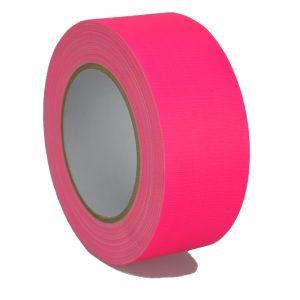 Gaffer Tape Markierungsklebeband 649-50P - neon Pink MATT 50mm x 25mm