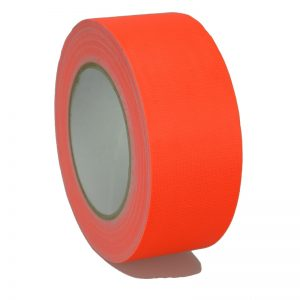 Gaffer Tape Markierungsklebeband 649-50O - neon Orange MATT 50mm x 25m