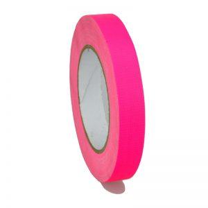 Gaffer Tape Markierungsklebeband 649-19P - neon Pink MATT 19mm x 25m