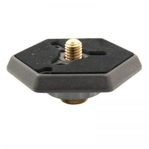 """Manfrotto 030-38 Adapter Platte Schnellwechselplatte 3/8"""""""