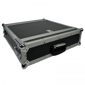 MPL Effektrack CO DD 2HE 40cm Einbautiefe schwarz max.Belastung 20kg