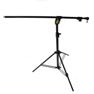 Manfrotto 420NSB Combi Boom Stand black (ohne Sandsack)