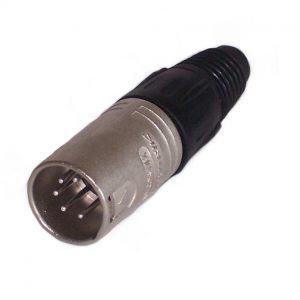 Neutrik XLR Kabelstecker NC5MX