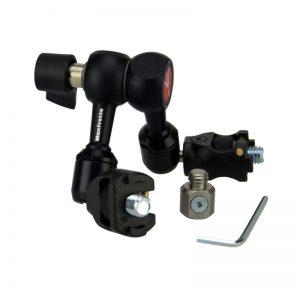"""Manfrotto 244 Micro-AR Friktionsarm mit Verdrehschutz und 3/8"""" Adapter"""