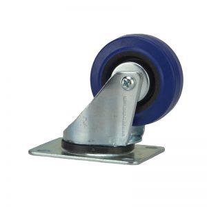 Penn Elcom W0990/80 Blue Wheel 80mm Lenkrolle Blau